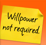 Willpower not required to Quit Smoking